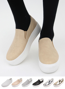 66GIRLSSlip-On Platform Sneakers