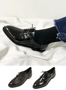 66GIRLSLace-Up Derby Shoes